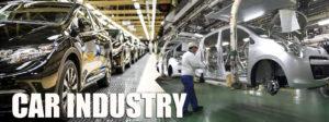 car industry market share global