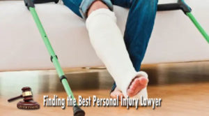 Three Smart tips on finding the Best Personal Injury Lawyer