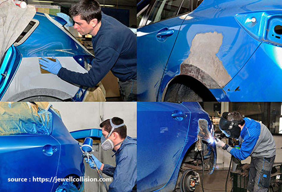 A Few Tips for Finding Your Next Body Shop