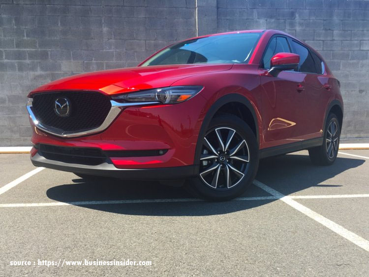 First test drive of the 2017 Mazda CX-5 Diesel: we want to like it