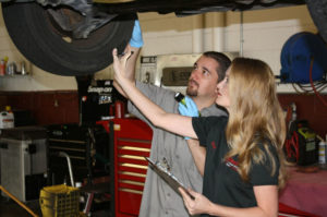 Automotive Engine Repair Process