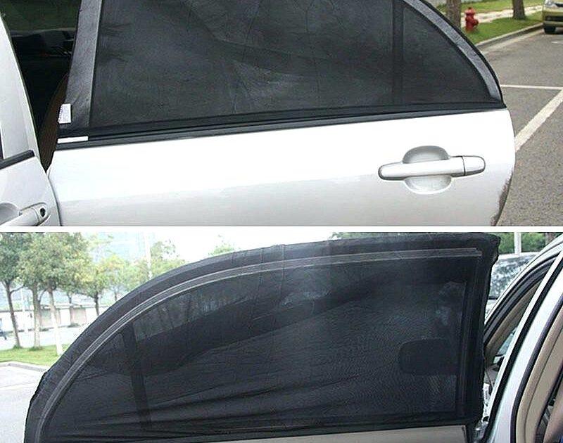 Car Accessories: Door Wind Deflectors