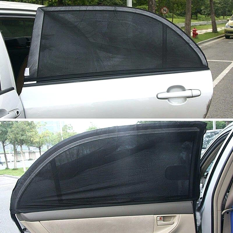 Car Accessories: Door Wind Deflectors