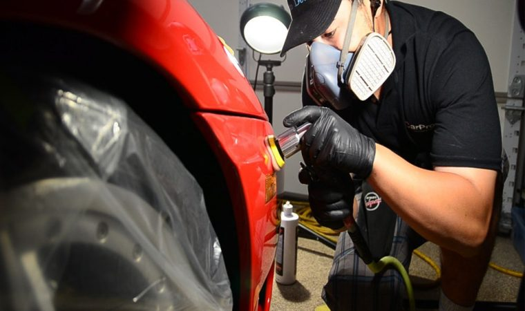 Comprehensive Auto Detailing Using Advanced Cleaning Machines
