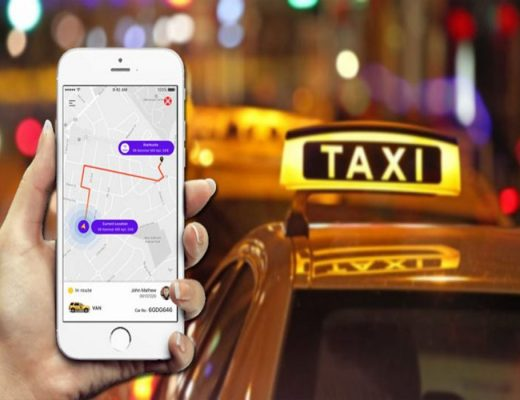 Taxi Mobile Application Development